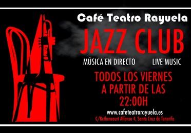 Jazz club Café Teatro Rayuela