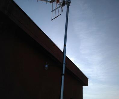 Mantenimiento Antena Colectiva