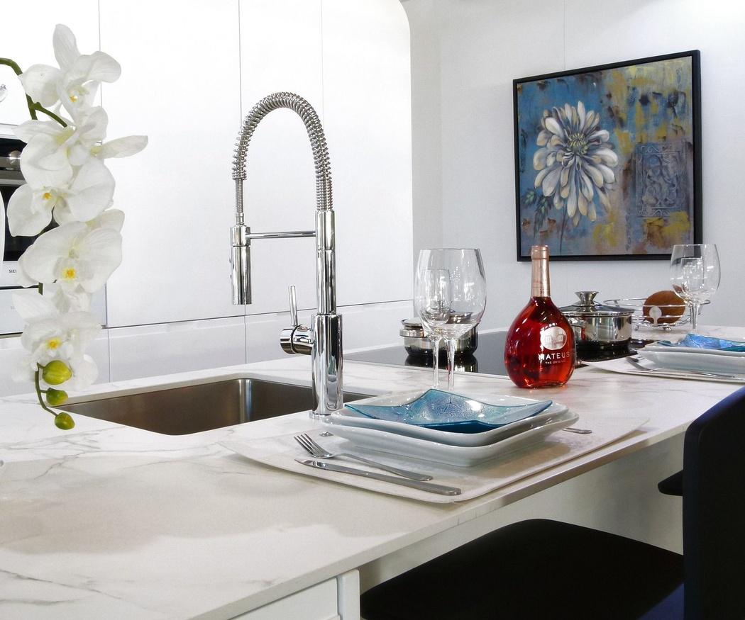 ¿Qué material utilizar para la encimera de la cocina?