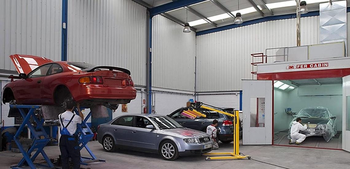 Talleres de reparación y mantenimiento de coches Oviedo