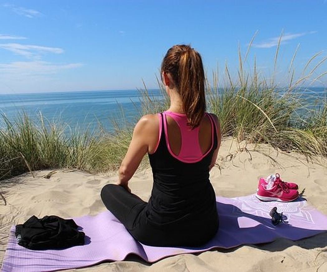 ¿Has probado la meditación?