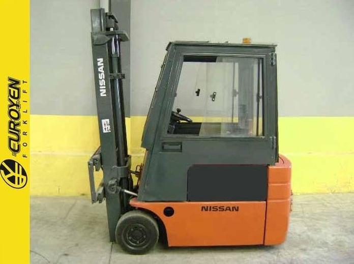 Carretilla eléctrica NISSAN Nº 2073: Productos y servicios de Comercial Euroyen, S. L.