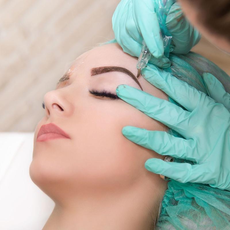 Microblading de cejas: Servicios y tratamientos de Ameli Style Salón de Belleza