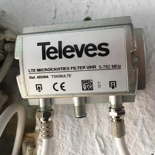Instalamos antenas de televisión por satélite