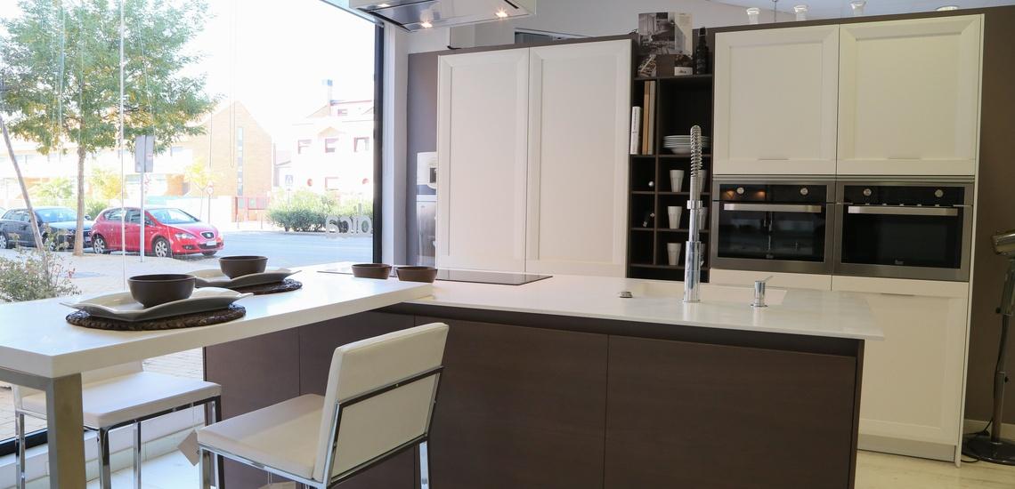 Elige tu cocina de diseño en Boadilla del Monte