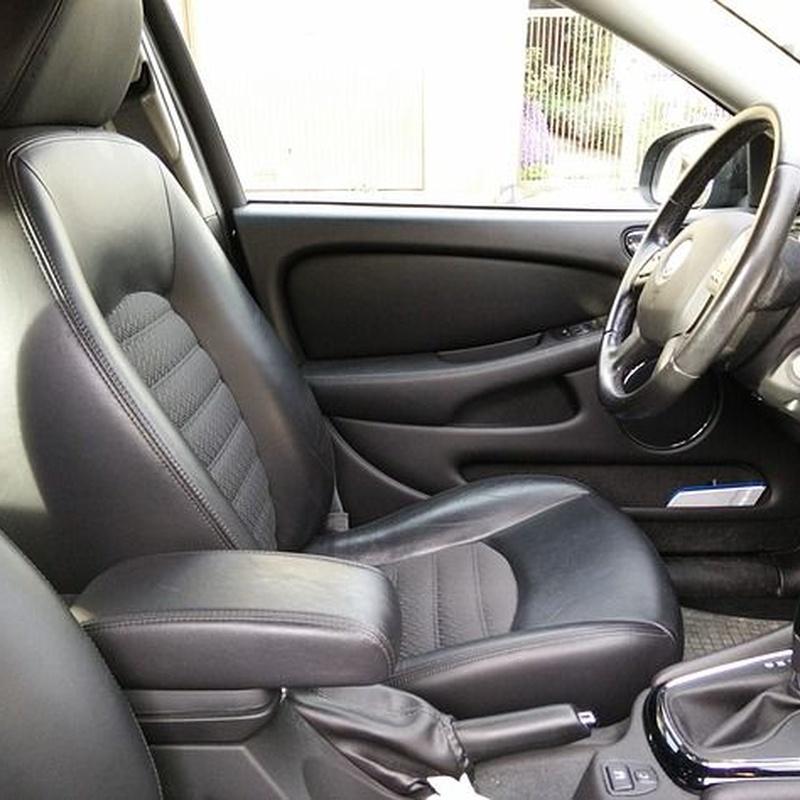 Limpieza de integrales y tapicerías: Servicios de Car Wash Alcorcón 1