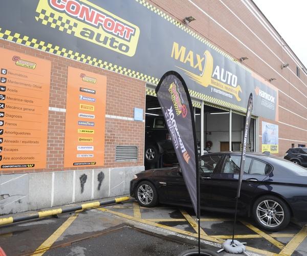 Cambio de aceite y filtros en Bilbao: Max Auto
