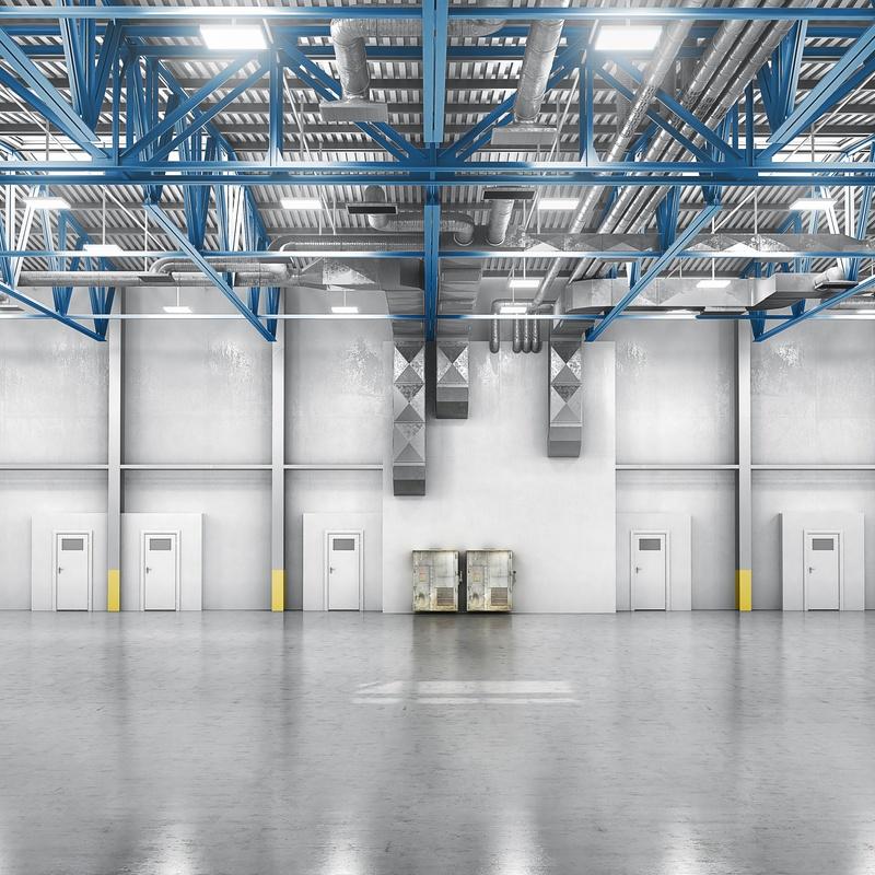 Limpieza de naves industriales: Servicios de Parking Net