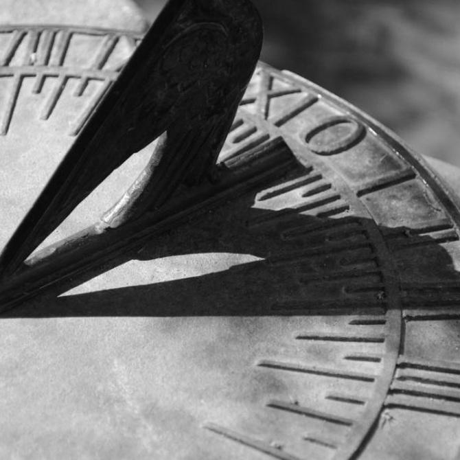 El ser humano y el tiempo