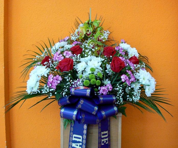 Centros funerarios: CATÁLOGO de Floristería Iglesias
