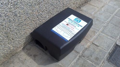 CAT-H2O control de plagas