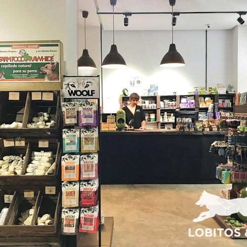 Tienda de animales en Chamberí | LOBITOS & CO.