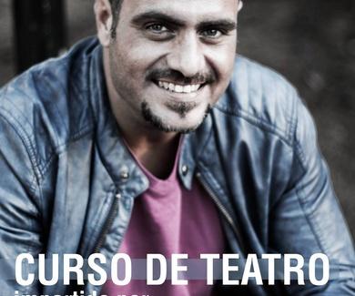Nuevas clases de Teatro impartidas por Joche Rubio.
