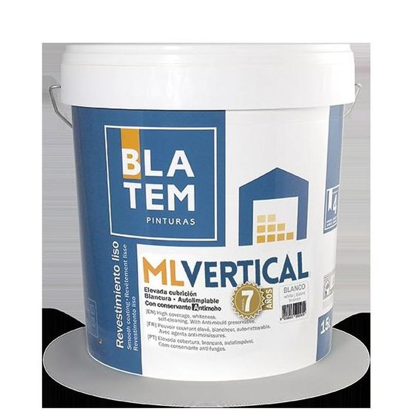 ML Vertical de BLATEM en almacén de pinturas en ciudad lineal.