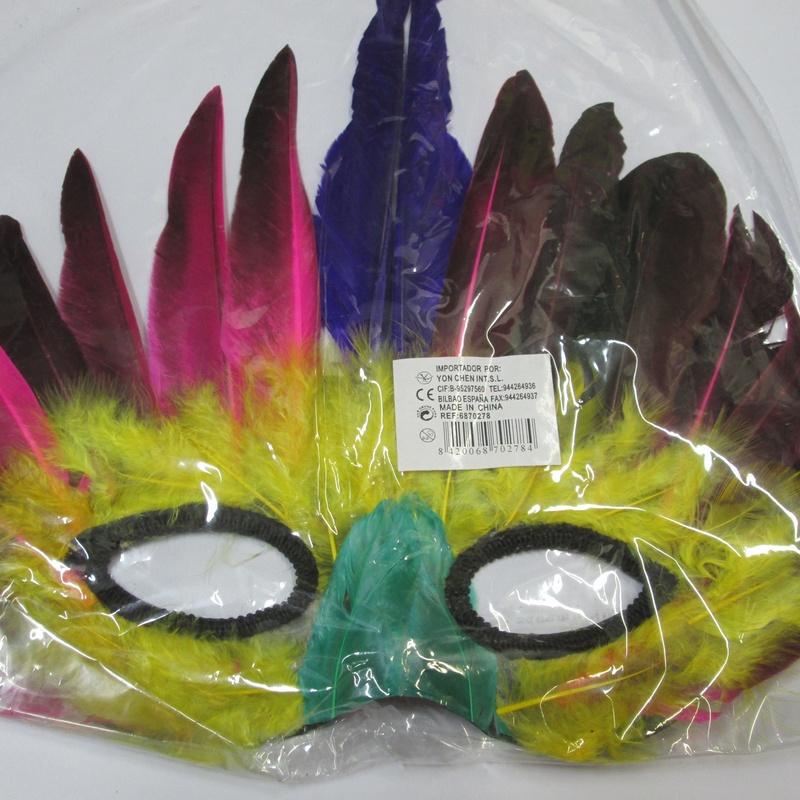 Máscara fiesta