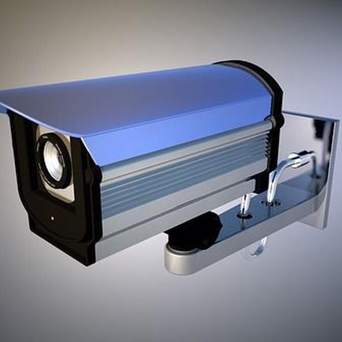 Cámaras de seguridad en las comunidades de propietarios