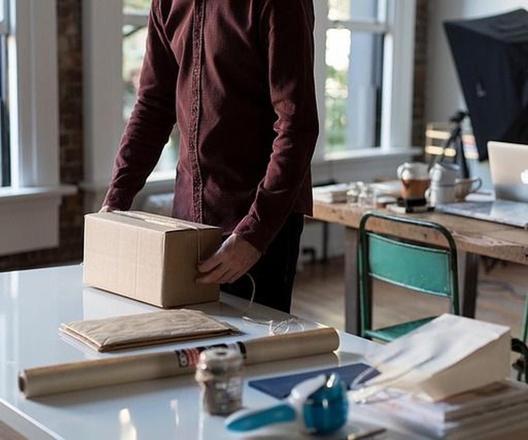 Tipos de embalajes en los servicios de mensajería
