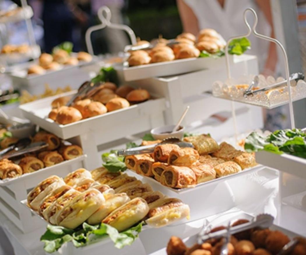 La elaboración artesanal del catering
