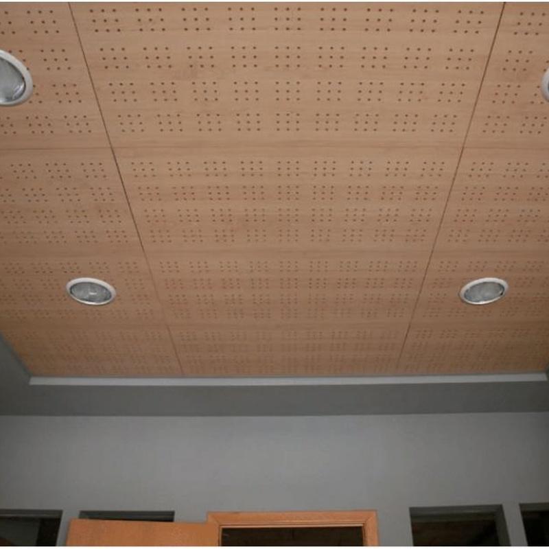 Montajes de techos de melamina: Productos de Temocar Interiores