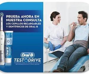 Test Drive de Oral-B