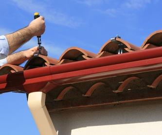 Reparación de canalones: Canalones de Canalón GR