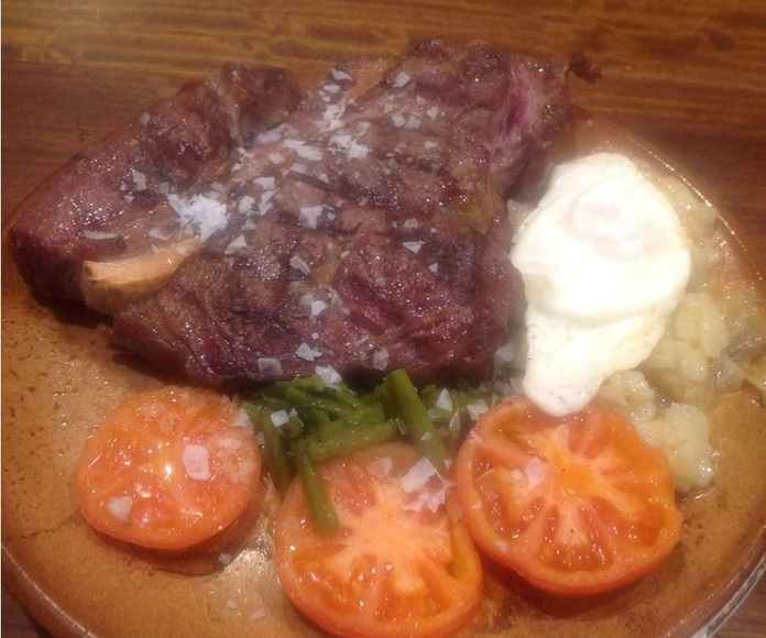 Carnes a la brasa: Productos de Restaurante El Asador