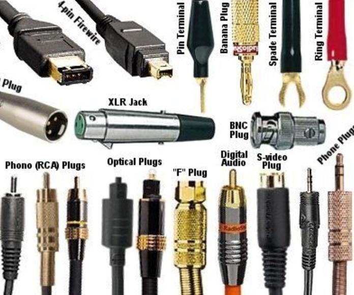 CABLES Y CONECTORES: Productos y servicios de Mundo Electrónico