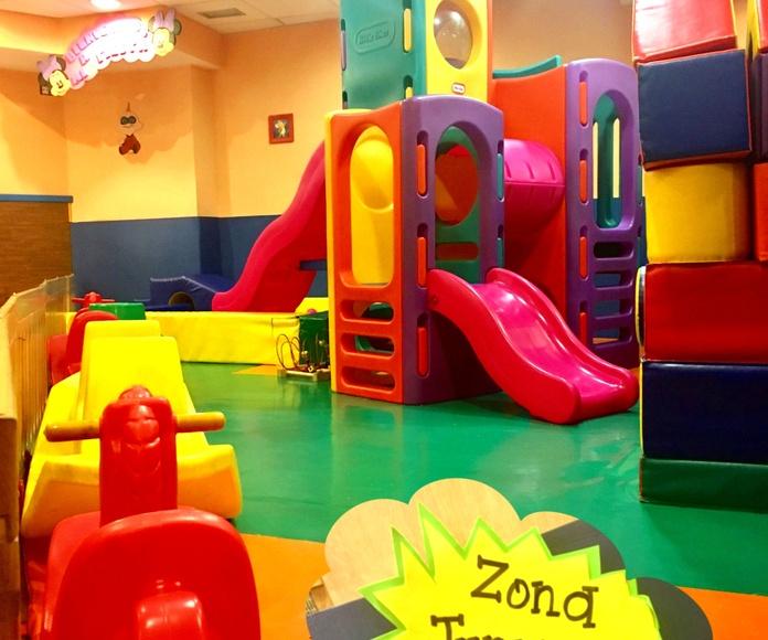 FIESTA PONEYS: NUESTROS SERVICIOS de AL TROTE ZONA INFANTIL, S.L.