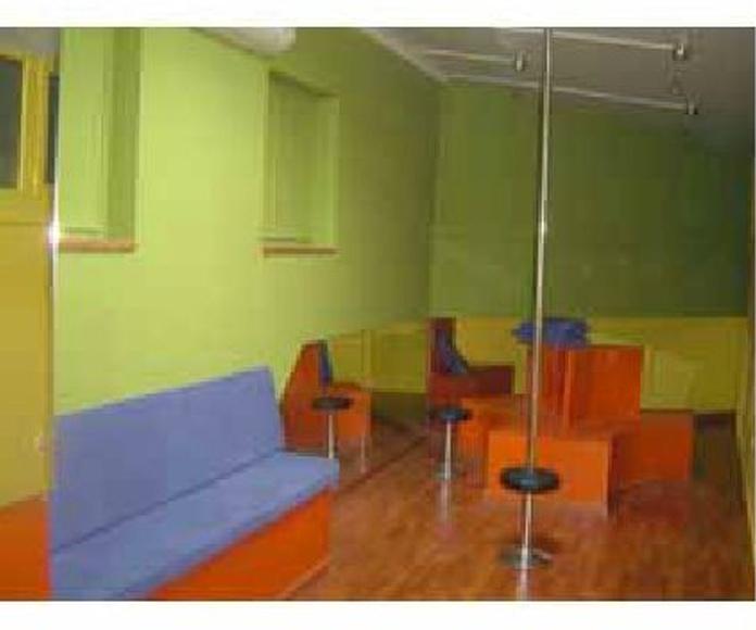 Interior de edificios:  Servicios de Restuc