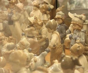 Figuras de cerámica artesanal