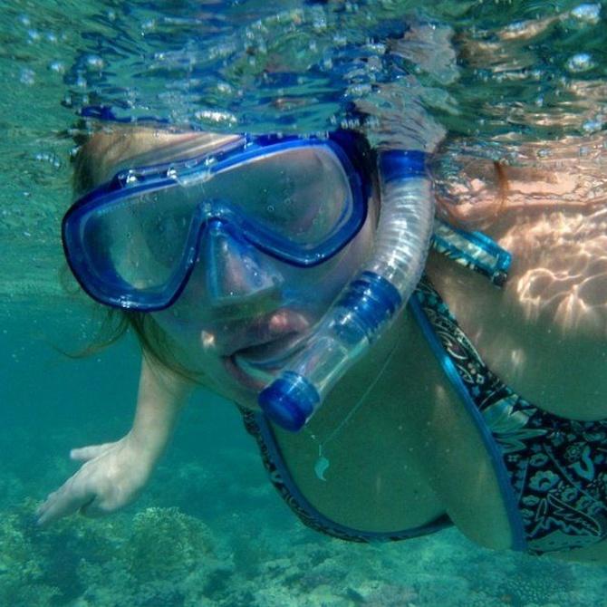Dónde practicar snorkel en Gran Canaria