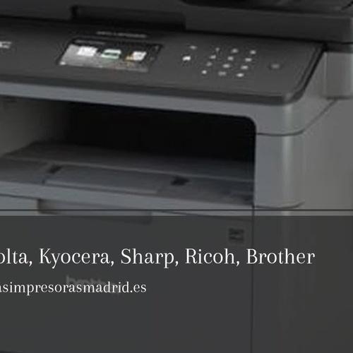 Mantenimiento de fotocopiadoras en Madrid Norte| Servicio Directo Copiadoras