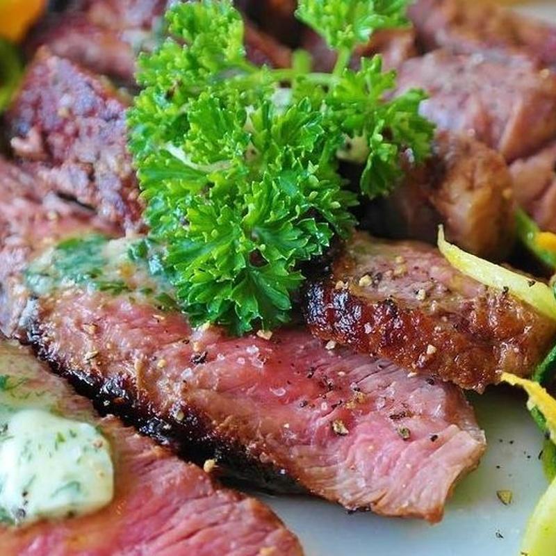 Carnes: Bar Restaurante de Casa Cañitas
