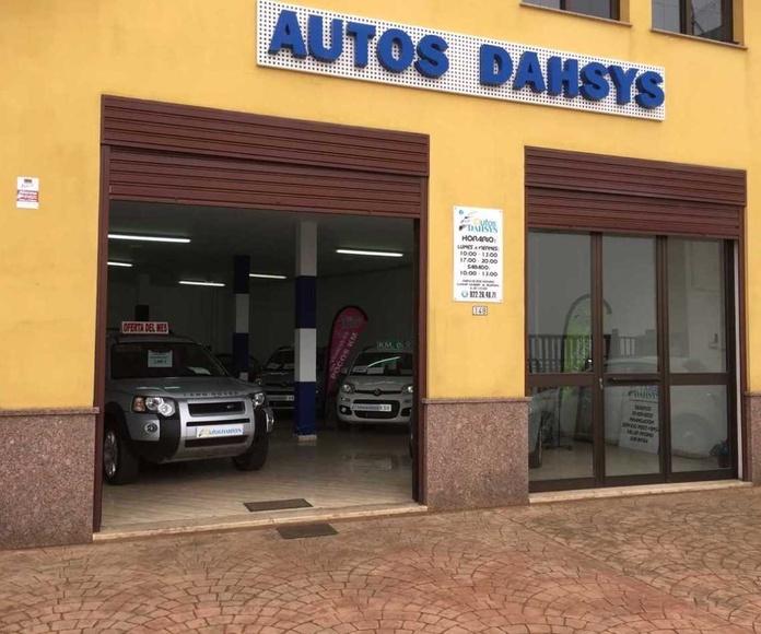 CENTRO AUTO DAHSYS Y AUTOS DAHSYS