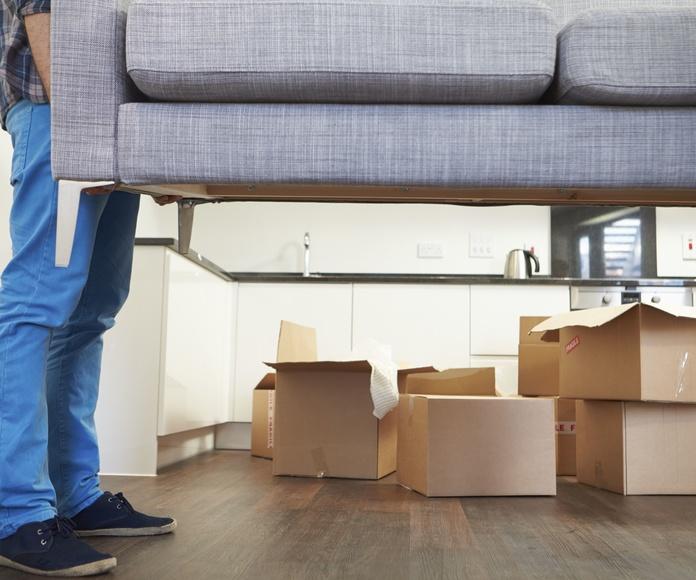 Mudanzas o vaciados de pisos