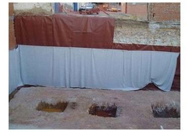 Impermeabilización de muros y soleras
