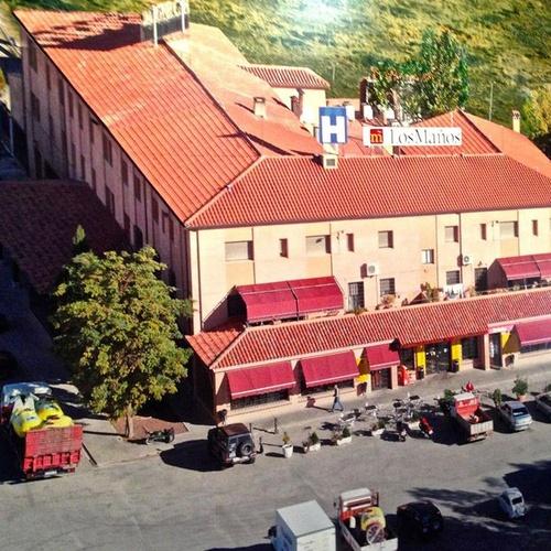 Hotel restaurante en Terurel