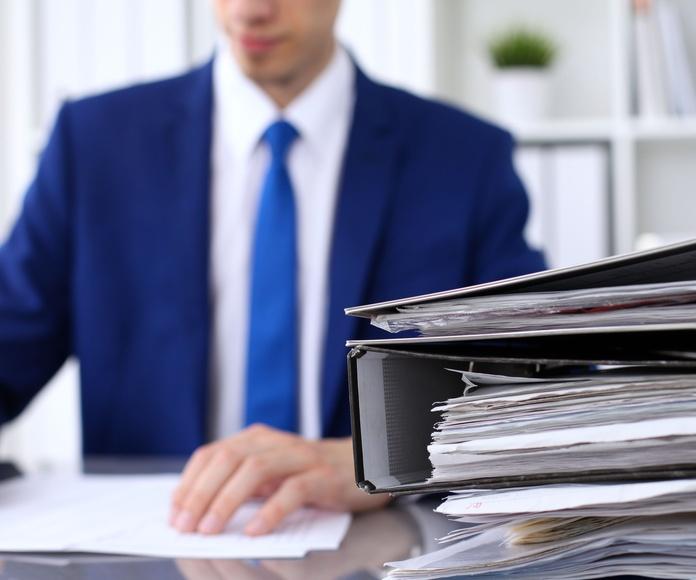 Asesoramiento y gestión laboral: Servicios de Gestyser Consultores