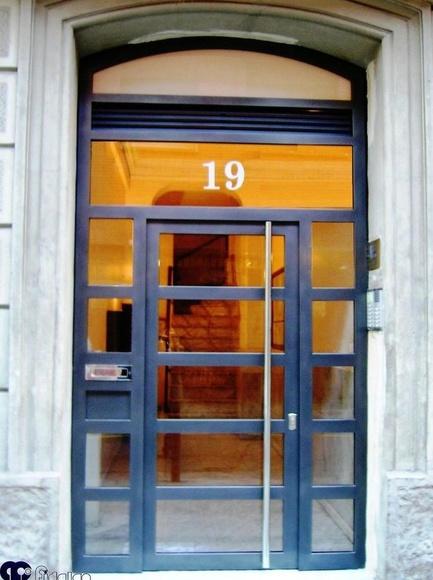 Puertas de entrada en Barcelona