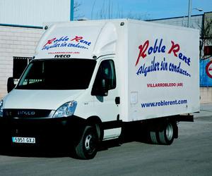Alquiler de coches y furgonetas en Villarrobledo | Roblerent