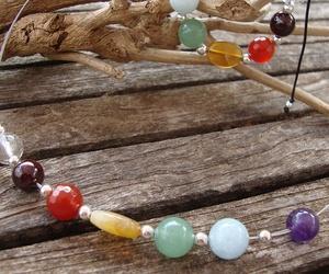 Pulsera y collar siete chakras