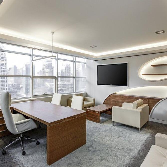 Ideas para decorar un despacho