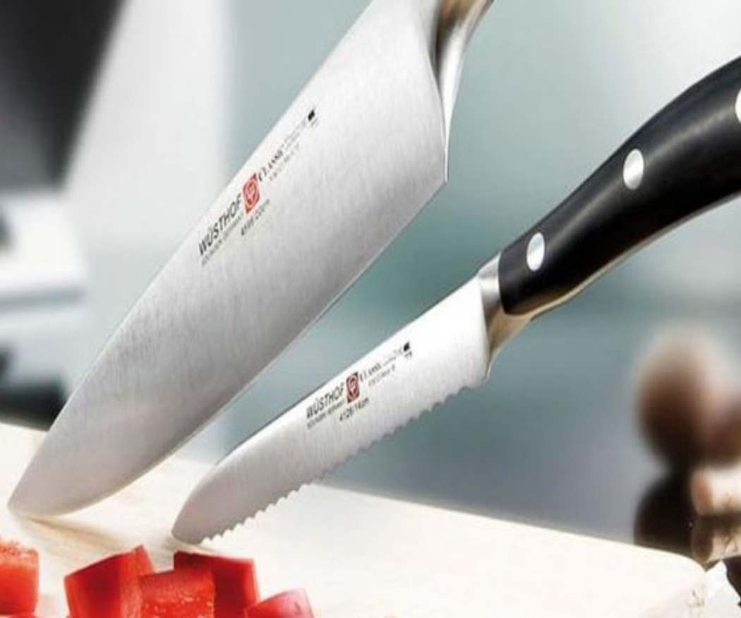 Cuchillos básicos en una cocina (I)
