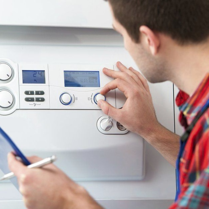 ¿Sabes cuándo se tiene que revisar la caldera?