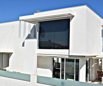 Albergue: Servicios de SM Despacho de Arquitectura
