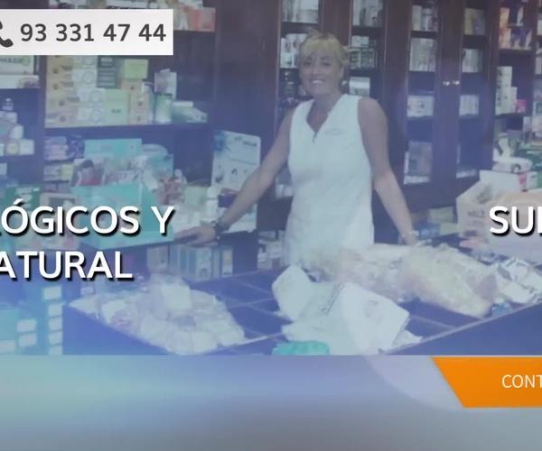 Herbolarios y dietética en Hospitalet de Llobregat | Camps