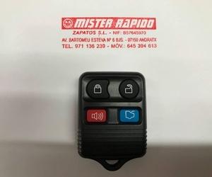 Copia mando Ford y Mazda