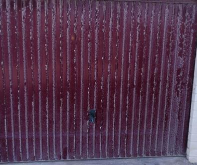 Puertas de garaje básculante