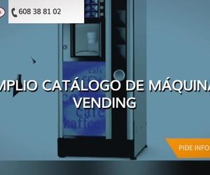 Máquinas de café vending en Alicante | Fresh Café Vending