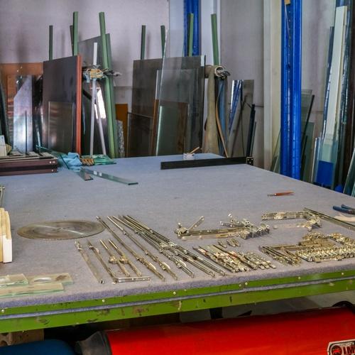 Mesa de taller de Carpintería